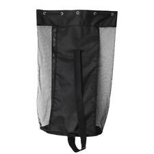 Football 15 Balls Carrier Backpack Storage Shoulder Bag & Drawstring Closure