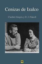 Cenizas de Izalco by Darwin Flakoll and Claribel Alegría (2015, Paperback)