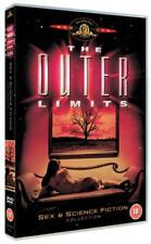 The Outer Limits - Sex And Science Fiction - Sealed NEW DVD - Natasha Henstridge