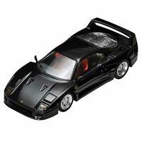 Tomica Limited Vintage NEO 1/64 TLV-NEO Ferrari F40 Black Car Minicar Figure