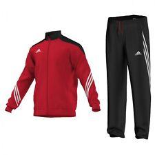 Adidas Boys Kids Junior Tracksuit Full Zip Tops Bottoms Training Sports Suit