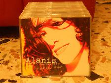 ALANIS MORISSETTE - EIGHT EASY STEPS - radio edit - + album version - PROMO