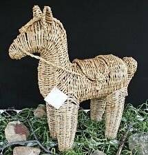 POTTERY BARN KIDS HORSE STORAGE –NIB- SADDLE UP FOR SOME FUN FOR THE LITTLE ONE!