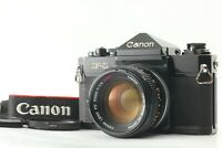【EXC+5】 Canon F-1 35mm SLR Film Camera FD 50mm f/1.4 S.S.C. Lens From JAPAN #31