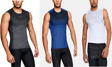 Under Armour UA Men's Vanish Compression Sleeveless Top Shirt - New