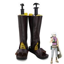 NARUTO Hozuki Suigetsu Cosplay Shoes Men Boots