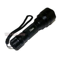 Ultrafire C8 18650 CREE XM-L L2 LED 1Mode 1200 Lumens Tactical Flashlight Torch