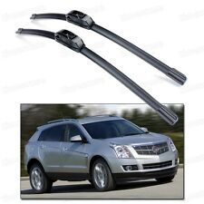 "26"" & 16"" 2x Car Windshield Wiper Blade Bracketless for Cadillac SRX 2010-2015"