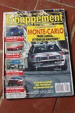 ECHAPPEMENT 245 309 GTi TURBO-HONDA NX XV6-PEUGEOT 405 Mi16-CHRYSLER HEMICUDA