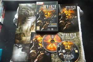 STALKER CALL OF PRIPYAT SPECIAL EDITION PC DVD-ROM V.G.C. FAST POST COMPLETE