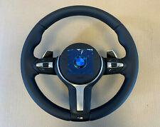 BMW F15 F16 F25 F26 F39 F45 F48 GENUINE USA M Steering Wheel Paddles DUAL AIR