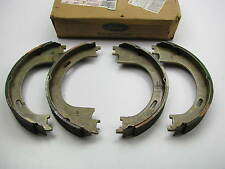 New OEM Ford Rear Parking Brake Shoes F85Z-2648-AA