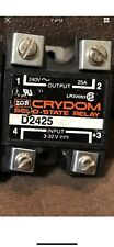 CRYDOM D2425 SOLID STATE RELAY 240V 25A