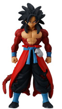 BANDAI DRAGON BALL Z Super Skills Figure 02 SS4 Son Goku Xeno Japan import NEW