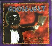 The Residents Roosevelt 2.0 CD, 2001 Compilation. Ralph Digipak. Rare