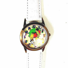 Lola Bunny Rotating Disk Fruit Hat, New Unworn Fossil Warner Bros Rare Watch $99