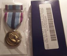 U.S. Armed Forces Humanitarian Service Medal Set in Gi Issue Box
