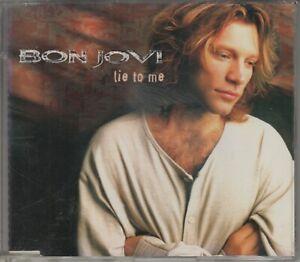 Bon Jovi  CD-SINGLE  LIE TO ME   ©  1995   JAPAN