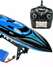 H100 RC Boat 2.4GHz High Speed Remote Control Electric RC Racing Boat