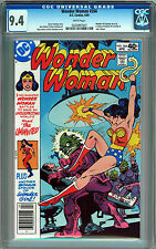 WONDER WOMAN #266 CGC 9.4 WHITE PAGES BRONZE AGE