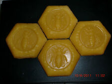 100% Pure Beeswax 4.5oz. Free Shipping