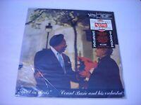 Count Basie April in Paris 1981 Mono Import Japan LP VG++