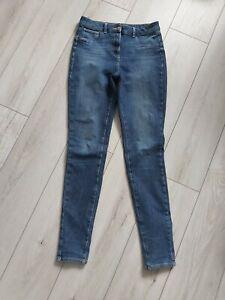 NEXT 360 Size 12T Jeans Skinny Stretch Blue Mid Rise L32