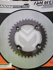 MOOSE RACING LTR450 REAR SPROCKET HARD ANODIZED ALUMINUM 37 TOOTH