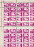 [ALAA 007] SPAIN 1930 MNH SEVILLA FULL SHEET CV 210 EUR SC 441 SG 635 MICHEL 545
