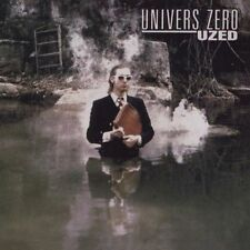 Univers Zero by Uzed (CD, Nov-1998, Cuneiform Records)