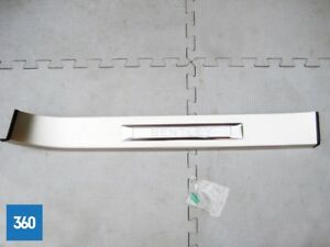 NEW GENUINE BENTLEY CONTINENTAL FLYING SPUR LH FRONT DOOR SILL STRIP 3W5853537H