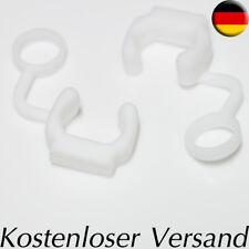 Verschlussstecker aus Gummi Weiß für GoPro Hero 7 6 5 4 & Rollei Sicherung