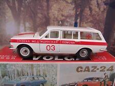 1/43 Tantal (USSR-Russia)  GAZ-2402 Volga  A-24 Ambulance