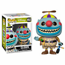 Figura Funko pop Disney 452 pesadilla antes de Navidad Clown