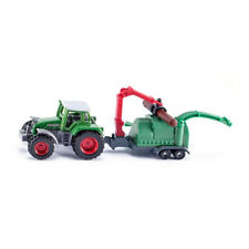 Siku 1675 Tractor with Wood Chipper Green (Blister Pack) NEW! °