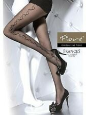 Tights IN Nylon Sexy Fancy Pattern IN The Side Part frances Of fiore