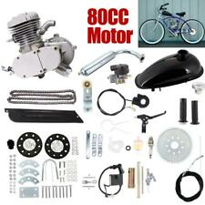 80cc bicycle motor kit Motorized 2 Stroke Petrol Gas Motor Engine Kit Full Set