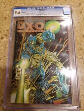 X-O Manowar #0 Gold Edition CGC 9.6  Valiant Comics