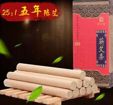 High Quality 5 Years Pure Moxa Roll Stick Smoke Moxa Sticks For Moxibustion 艾条