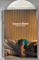 GEMMA HAYES Night On My Side 2002 UK 12-trk promo enhanced CD in DVD case
