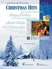 Alfred's Basic Adult Piano Course, Christmas Hits Level Two Paperback