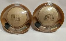 2 new Milani Eye Shadow Runway Eyes #15 Golden Touch sealed