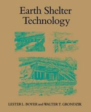 Earth Shelter Technology-ExLibrary