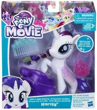 My Little Pony The Movie Rarity Glitter Seapony 6-Inch Figure