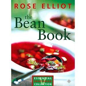 The Bean Book: Essential Vegetarian Collection (Essenti - Paperback NEW Elliot,