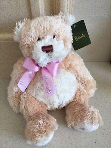 harrods teddy bear new