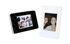 Fujifilm Instax Mini Film Picture Frames Black & White 2-Pack