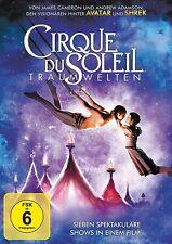 CIRQUE DU SOLEIL: TRAUMWELTEN  DVD NEU  ERICA LINZ/DALLAS BARNETT/JASON BERRENT