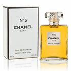CHANEL No 5 EDP 3.4 FL Oz 100 Ml Eau De Parfum - Perfume Spray Brand New in Box