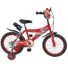 16 Zoll Kinderfahrrad Kinder Fahrrad Jungen lightning mcqueen Cars 5 6 7 8 Jahre